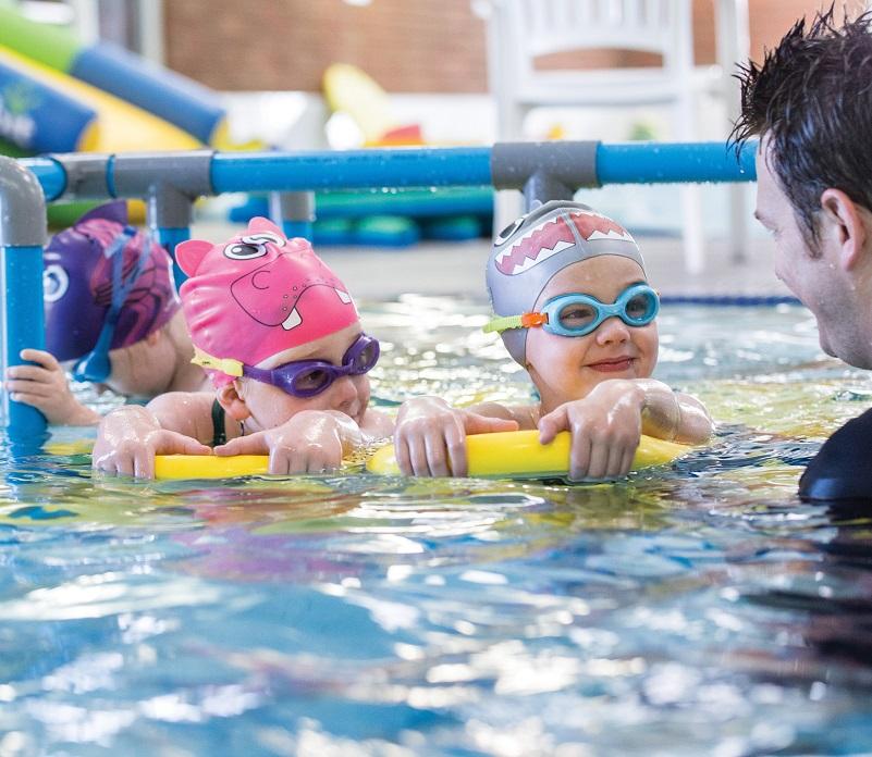 Fun Games To Help Kids Get Comfortable Going Underwater